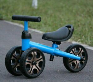 Children Balance Bike Scooter Baby Learnng Walker 1-2-3 Years Old Step Tricycle