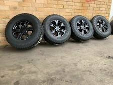 FORD RANGER WILDTRAK/XLT GENUINE 17 INCH OFF-ROAD PACKAGE A/T