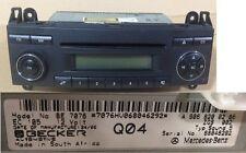 Mercedes Sound 5 BE7076 Becker Original CD Autoradio W906 W639 W169 W245 Crafter