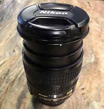 Nikon Nikkor DX AF-S 18-70mm 3.5-4.5G ED Lens for Nikon DSLR. Rarely Used.