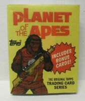 NEW Topps Planet Of The Apes Trading Card Book 1969 New 480 Pages Wax Cover
