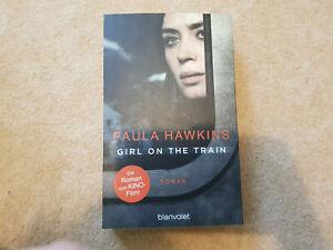 Girl on the Train von Paula Hawkins (2016, Taschenbuch), wie neu