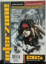 Interzone UK July August 2016 New Science Fiction & Fantasy FREE SHIPPING sb