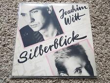 Joachim Witt - Silberblick Vinyl LP [Goldener Reiter/ Kosmetik 12'' Mixes]
