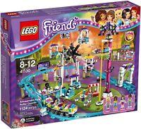 LEGO Friends 41130 - Le Montagne Russe del Parco Divertimenti NUOVO