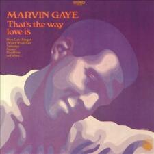 MARVIN GAYE-MARVIN GAYE:THATS THE WAY LOVE IS NEW VINYL RECORD