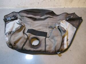 Yamaha Mountain Max 700 Tank Storage Pockets 2002 #3
