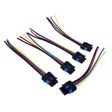 5Pcs LS1 LT1 IAC Idle Air Control Pigtail Wiring Connector For Buick CadillacGM