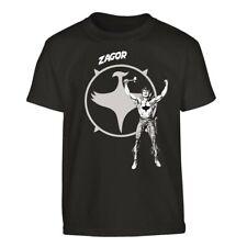 Zagor Urlo Sergio Bonelli T-Shirt Ufficiale Nera Unisex Tg. L