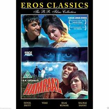 HAMRAAZ - SUNIL DUTT - RAAJ KUMAR - VIMI - NEW BOLLYWOOD DVD - FREE UK POST