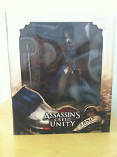 NEW sealed! Mint - Assassin's Creed Unity ARNO THE FEARLESS ASSASSIN Figure