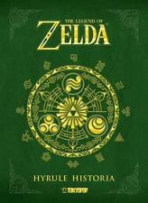 The Legend of Zelda - Hyrule Historia von Shigeru Miyamoto, Eiji Anuma und Akira