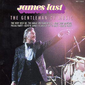 James Last : Best of Gentleman of Music Easy Listening 1 Disc CD