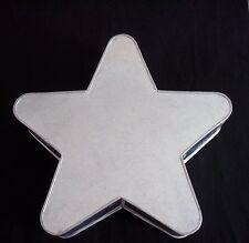 "Novelty Baking Tins - Single Star - 3"" Deep"