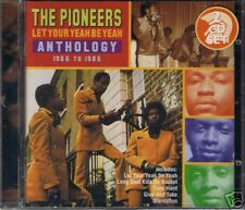 Pioneers, The Let your Yeah be Yeah DoCD Ant  Neu OVP