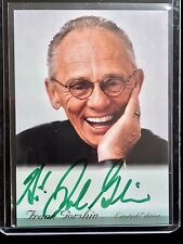 OFFICIAL WEBSITE Frank Gorshin BATMAN Riddler AUTOGRAPHED Signed Photo Card