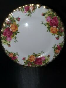 ROYAL ALBERT OLD COUNTRY ROSES SIDE PLATE 16cmD