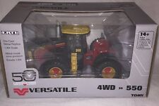 ERTL Versatile 550 50th anniversary 4wd tractor w/ duals 1/64