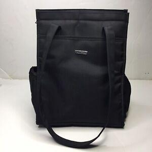 Ameda Purely Yours Carryall Insulated Nursing Bag Shoulder Tote Lansinoh Samples