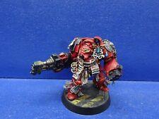 Space Hulk Blood Angels Terminator hermano Zael top pintado