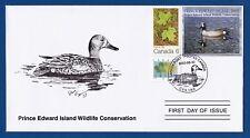 Canada (PEI09) 2003 Prince Edward Island Wildlife Federation Stamp FDC