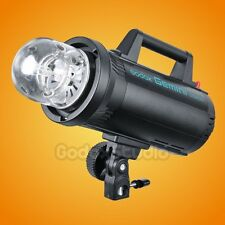 Godox GEMINI GS200 GS-200 200W 200Ws Studio Strobe Flash Light Head 200V-240V
