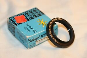 Soligor Reverse Ring for Miranda 52mm