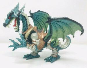 Chap Mei Medieval Knights Green Dragon Toy Figure Fantasy Model