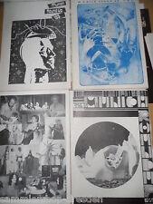 20583 SF Fanzine Munich round up 144 146 149 153 1977-82 Science fiction Satire