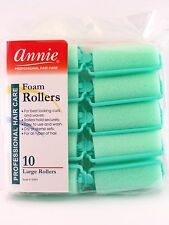 ANNIE PROFESSIONAL HAIR CARE FOAM ROLLER  LARGE