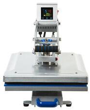 Automatic Heat Press Machine Auto Open Slide-out Draw Semi Unique Design 15*15''