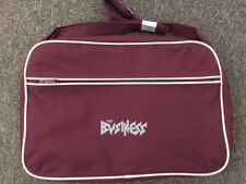 The Business - Embroidered  Polyester Retro Bag