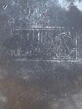 Vintage Collins Legitimus Swamper Axe, As Found