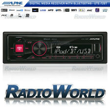 Alpine UTE-72BT voiture pour autoradio stéréo radio bluetooth player fm usb MP3 aux iPod
