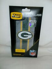 *NIP* Otterbox Alpha Glass Screen Protector iPhone 8 7 6 Plus~ GREEN BAY PACKERS
