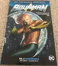 Aquaman Vol. 4: Underworld (Sc, Nm)