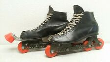 Vintage antique Ole'S Innovative Sports Ultimate Rollerblades inline skates