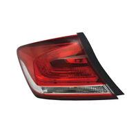 Tail Light Assembly-CAPA Certified TYC 11-6574-00-9 fits 13-15 Honda Civic