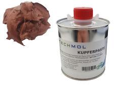 Kupferpaste cobre grasa anti seize paste grasa bremsenpaste 250g pinselose