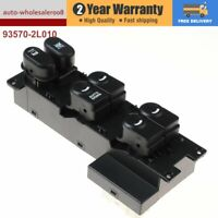 93570-2L010 Power Window Main Switch Driver Left Fits For  Hyundai i30 2008-2011