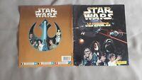 Panini Album Star Wars - La guerre des étoiles 1997 - Couverture TBE