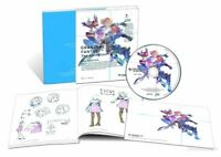 DHL Granblue Fantasy The Animation Vol.7 DVD+Serial Code Gran/Djeeta Summer Skin