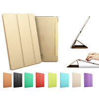 Smart Magnetic Leather Stand Case Cover for Apple iPad 2 3 4 Air Mini Pro 9.7""