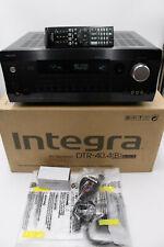 Integra Dtr 40.4 Home Theater Receiver Hdmi Thx Complete in box