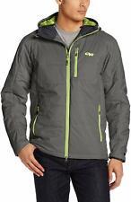 Outdoor Research Men's Havoc Jacket - XL/Gray $300! Windstopper + Primaloft!