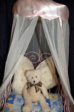 Himmelbett Bett Baby Annabell Künstlerpuppe Prinzessin Bett TOP NK312