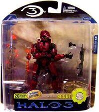 Halo 3 McFarlane Toys Series 5 (2009 Wave 2) Exclusive Action Figure Crimson Spa