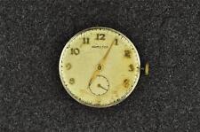 Vintage Mens Hamilton Wristwatch Movement Cal 747 - Running