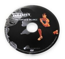 Beachbody Insanity DVD Replacement Disc : Core Cardio & Balance Workout