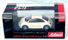 SCHUCO 4533-VW NEW BEETLE-AUTO 1/43